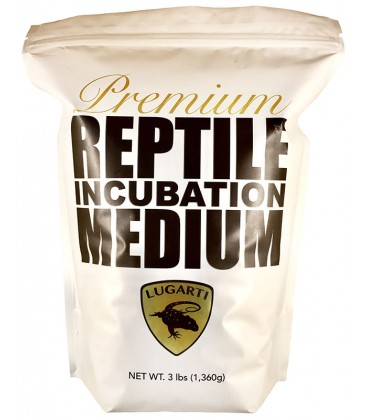 Lugarti Premium Reptile Incubation Medium