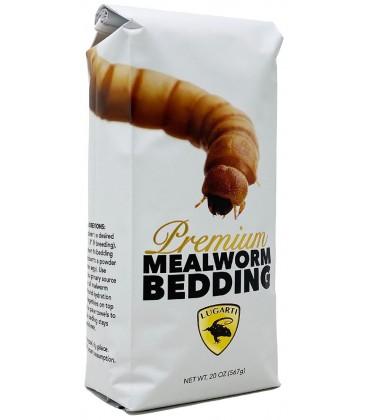 Premium Mealworm Bedding