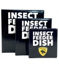 Insect Feeder Dish - Black