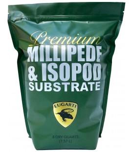 Premium Millipede & Isopod Substrate