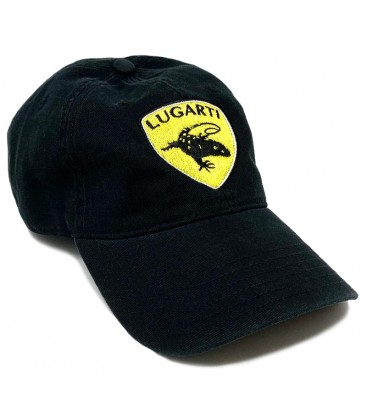 Hat - Croc Monitor - Black (Dad)