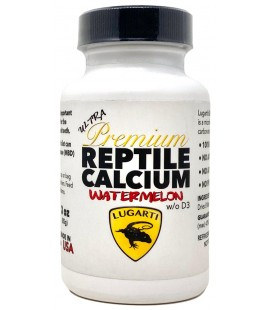 Ultra Premium Reptile Calcium - Watermelon (without D3)