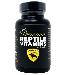 Ultra Premium Reptile Vitamins (without D3)