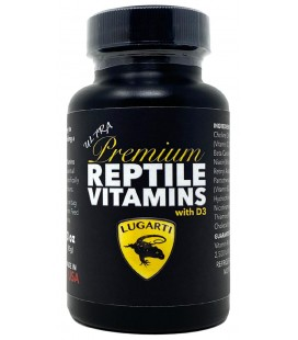 Ultra Premium Reptile Vitamins (with D3)
