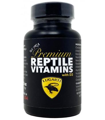 Ultra Premium Reptile Vitamins (with D3)