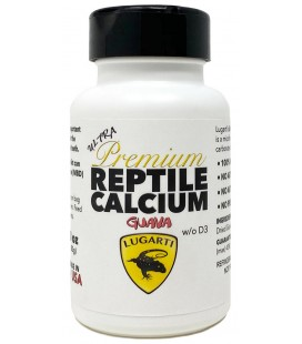 Ultra Premium Reptile Calcium - Guava (without D3)