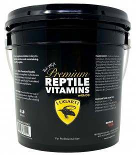 Ultra Premium Reptile Vitamins - BULK (with D3)